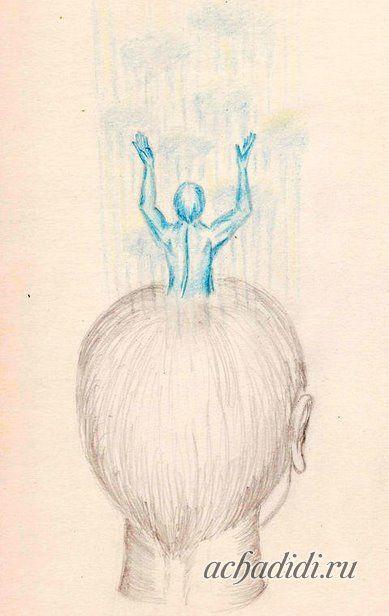 иллюстрация к стихотворению Про Безмолвие